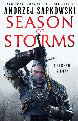 Season of Storms (The Witcher) Cover Image