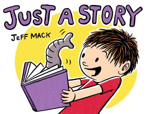 Cover for Just a Story