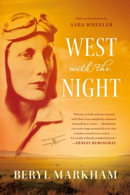 West with the Night: A Memoir Cover Image