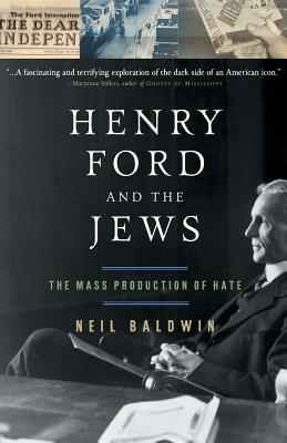 Henry Ford and the Jews Cover