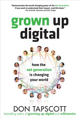 Grown Up Digital Cover