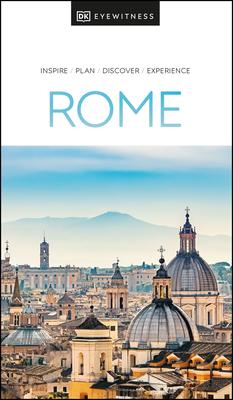 DK Eyewitness Rome (Travel Guide) cover