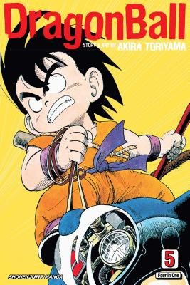 Dragon Ball, Vol. 05 (VIZBIG Edition) cover image