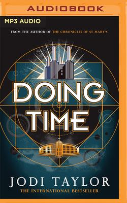 Doing Time (Time Police #1) Cover Image