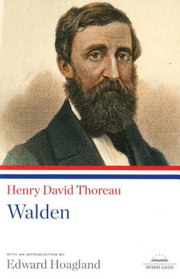 Walden: A Library of America Paperback Classic Cover Image