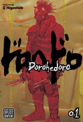 Dorohedoro, Vol. 1 Cover Image
