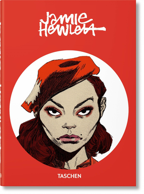 Jamie Hewlett. 40th Anniversary Edition Cover Image