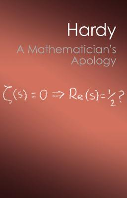 A Mathematician's Apology (Canto Classics) Cover Image