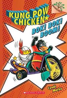 Cover for Bok! Bok! Boom!