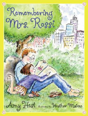 Remembering Mrs. Rossi Cover