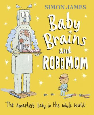 Baby Brains and RoboMom Cover