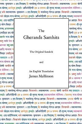 The Gheranda Samhita Cover