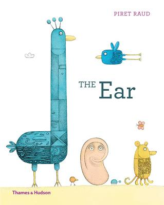 The Ear Cover Image