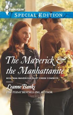 The Maverick & the Manhattanite Cover
