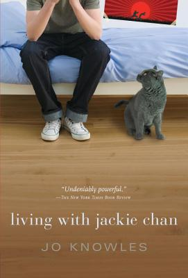 Living with Jackie Chan Cover Image