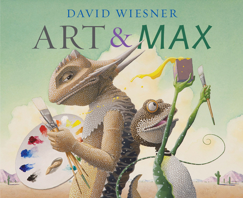 Art & Max cover image