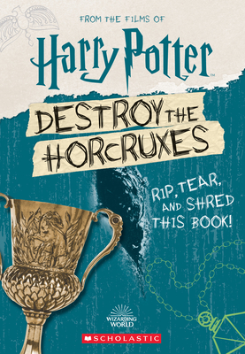Harry Potter: Destroy the Horcruxes Cover Image