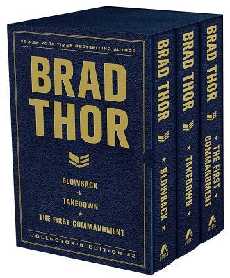 Brad Thor Collectors' Edition #2 Cover