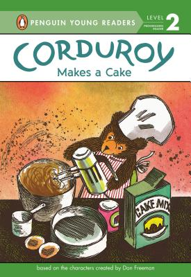 Corduroy Makes a Cake Cover Image