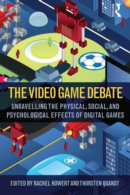 Cover for The Video Game Debate