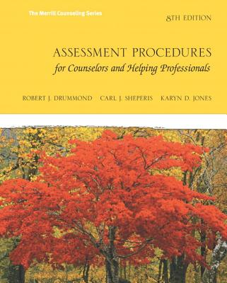 Assessment Procedures for Counselors and Helping Professionals Cover Image