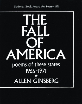 The Fall of America Cover