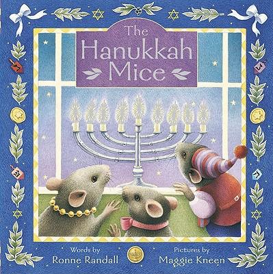 The Hanukkah Mice mini edition Cover Image