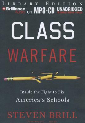 Cover for Class Warfare