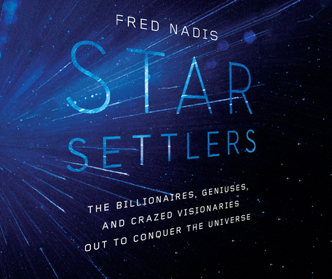 Cover for Star Settlers