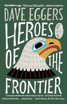 Heroes of the Frontier Cover Image