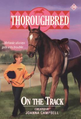 Thoroughbred #34 On the Track Cover Image