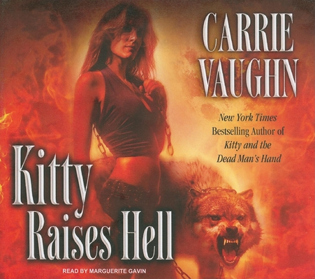 Kitty Raises Hell Cover Image
