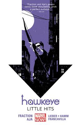 Hawkeye Little Hits Cover