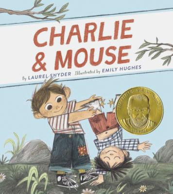 Charlie & Mouse: Book 1 (Classic Children's Book, Illustrated Books for Children) Cover Image