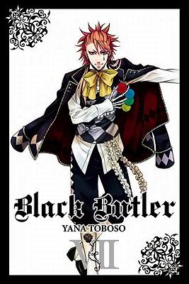 Black Butler, Volume 7 Cover