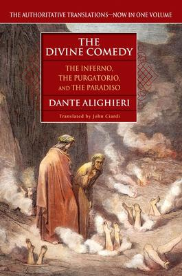 The Divine Comedy: The Inferno, the Purgatorio, the Paradiso Cover Image
