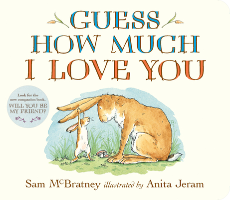 Guess How Much I Love You Cover Image