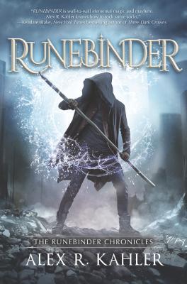 Cover for Runebinder (Runebinder Chronicles #1)