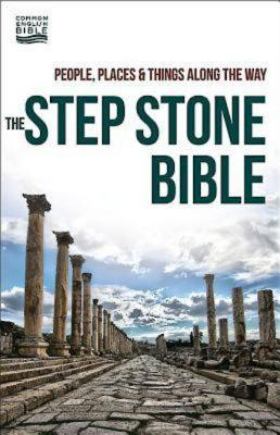 Step Stone Bible-Ceb Cover Image