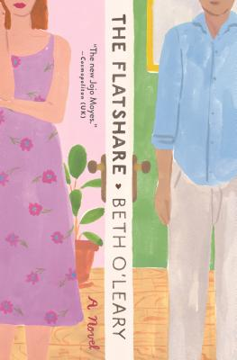 The Flatshare: A Novel Cover Image