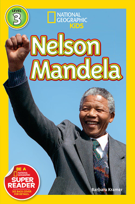 National Geographic Readers: Nelson Mandela (Readers Bios) Cover Image