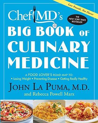 ChefMD's Big Book of Culinary Medicine Cover