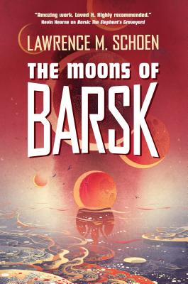 Cover for The Moons of Barsk