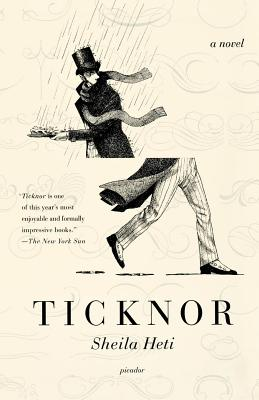 Ticknor: A Novel Cover Image