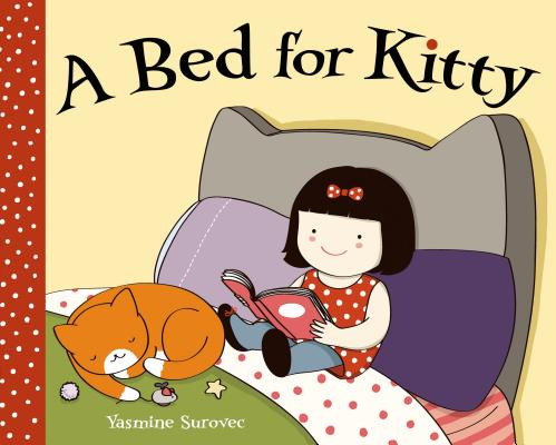 A Bed for Kitty: A Picture Book Cover Image