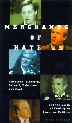 Anatomy of a Scandal: Limbaugh, Gingrich, Falwell, Robertson, and Reed..and the Death of Civility in American Politics Cover Image