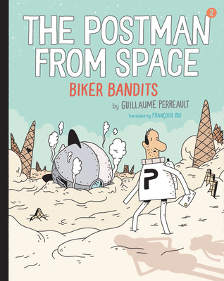 Cover for The Postman from Space