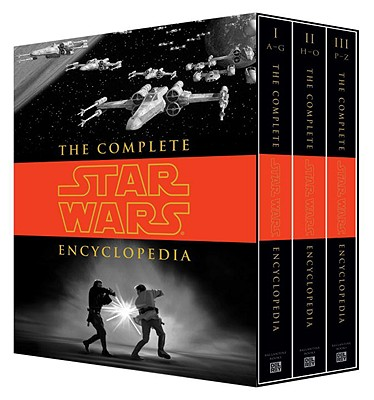 The Complete Star Wars(r) Encyclopedia Cover
