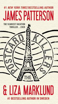 The Postcard Killers Cover