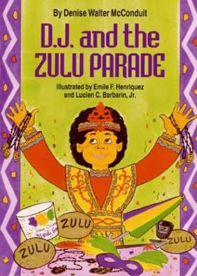 D. J. and the Zulu Parade (D.J.) Cover Image